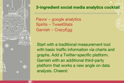 SM analytics cocktail 12.5.12